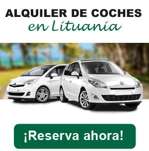 Alquiler de coche en Lituania