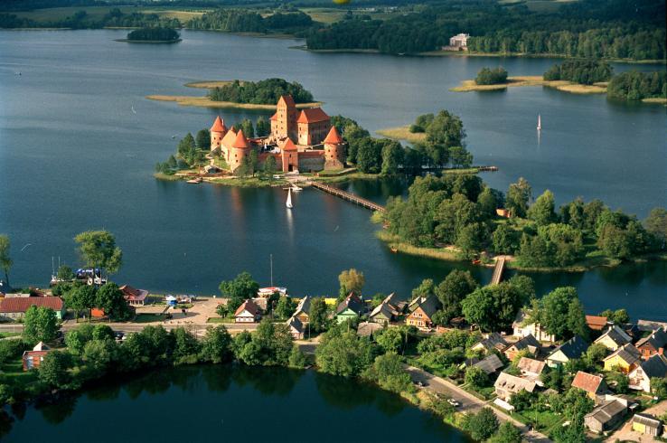 Viajes organizados a Lituania