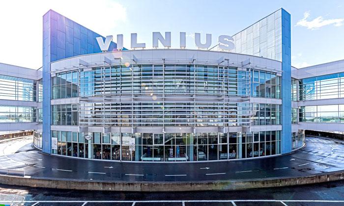 Aeropuerto de Vilnius