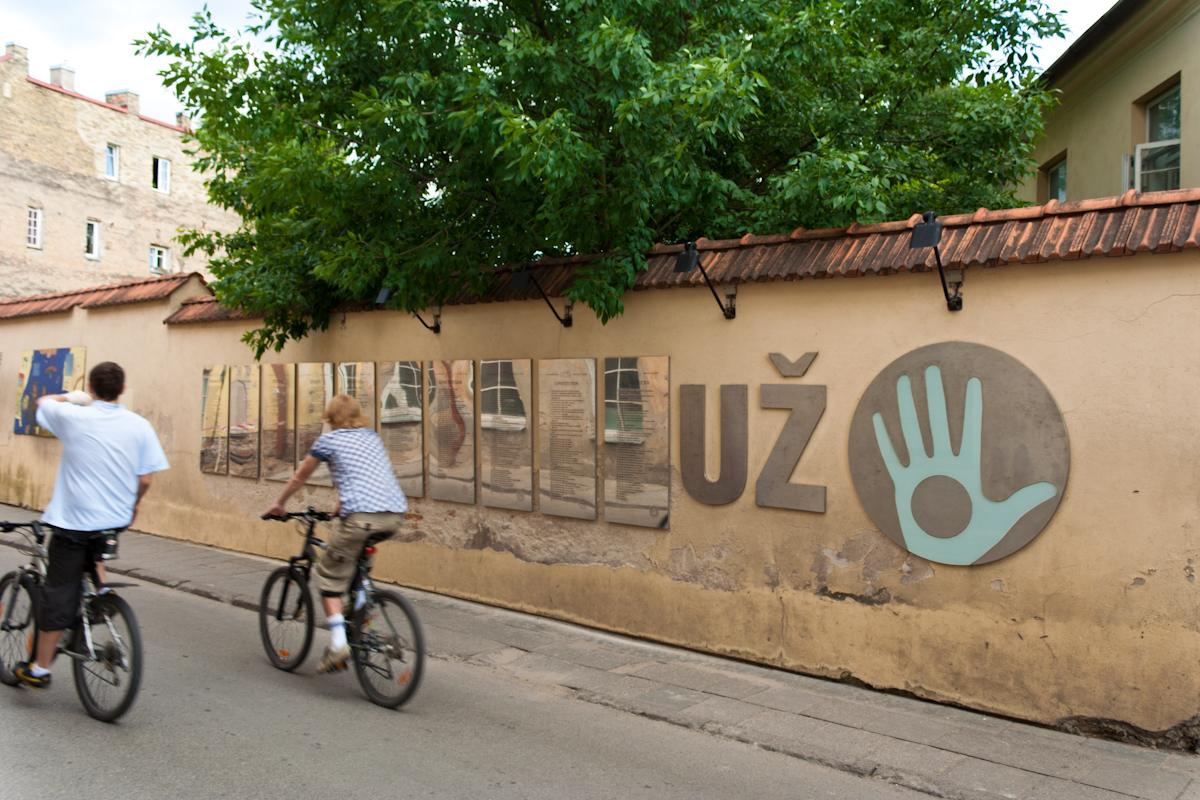 Constitución de la República de Uzupis