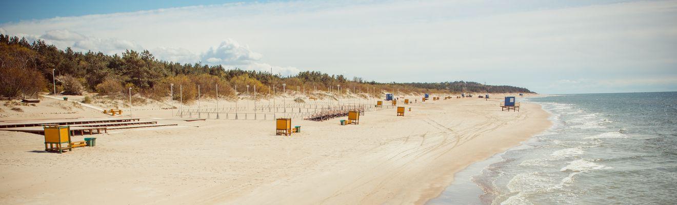 Playas de Palanga