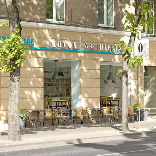 Cafetería KAVOS ARCHITEKTAI